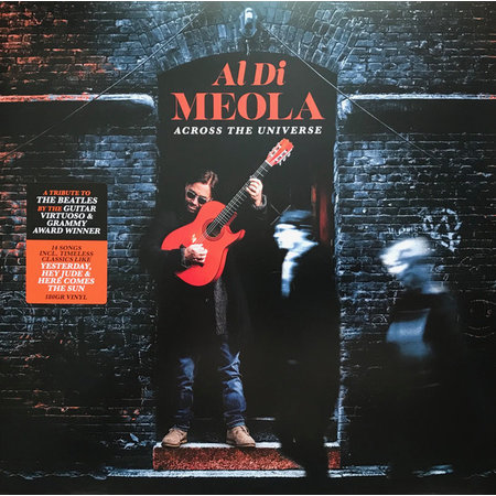 Al Di Meola | Across The Universe