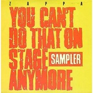 Frank Zappa   You Can't Do That On Stage Anymore (Sampler)