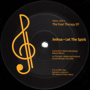 Joshua, Chez Damier, Ron Trent, Abacus | The Foot Therapy EP