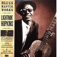 Lightnin' Hopkins   Blues Master Works (2 LP + CD) (180 Gram)