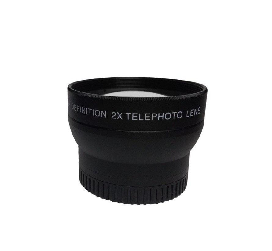 iOgrapher 37mm 2X Tele Lens