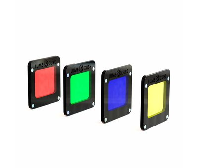 Lume Cube Lume Cube RBGY Color Pack Kleurenfilters