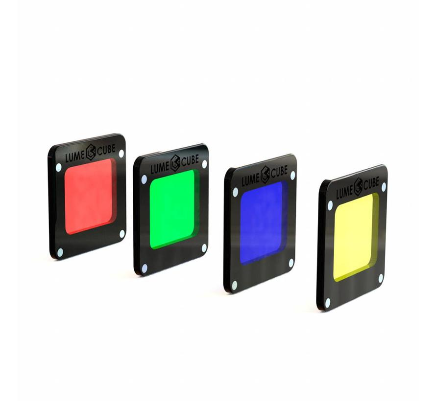 Lume Cube RBGY Color Pack Kleurenfilters