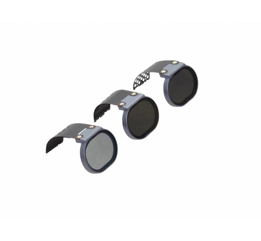 Polarpro DJI Spark Filter 3-PACK