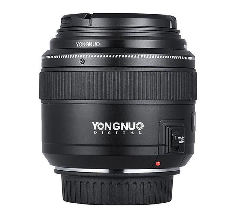 YONGNUO EF 85MM F/1.8 CANON