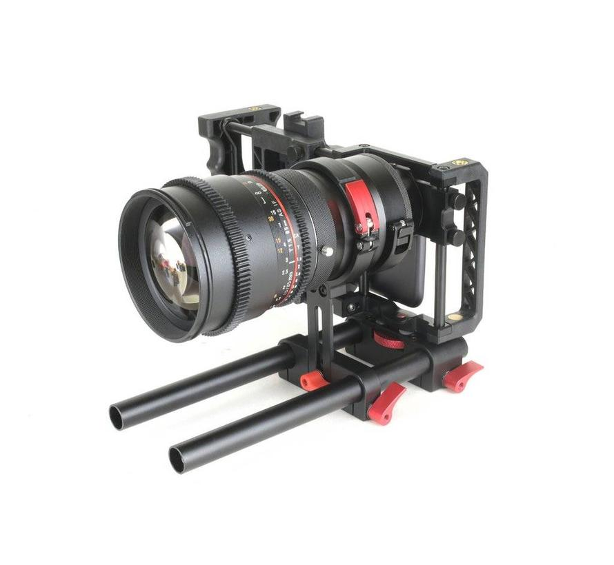 BeastRail Support System for DOF Adapter