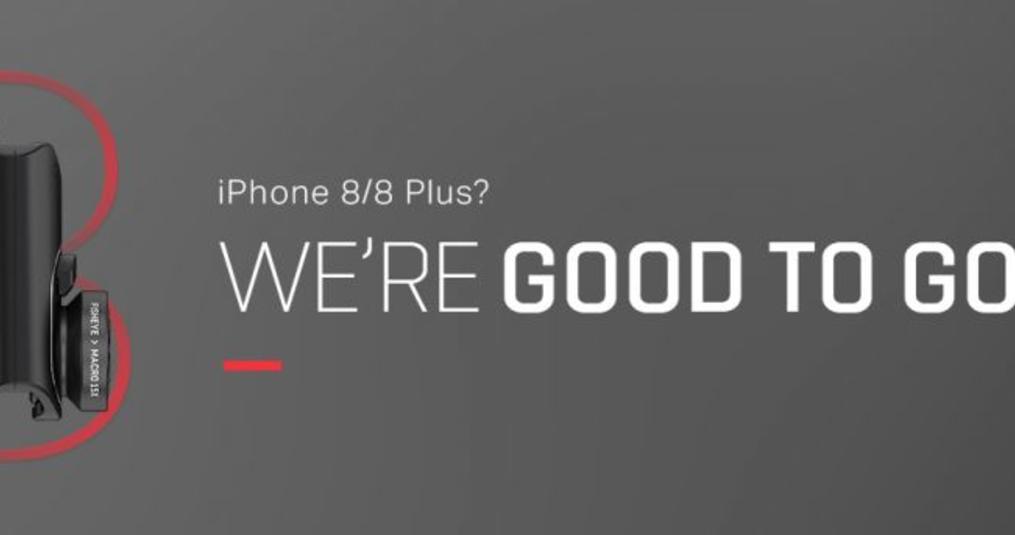 olloclips nu ook geschikt voor de iPhone 8 en iPhone 8 plus