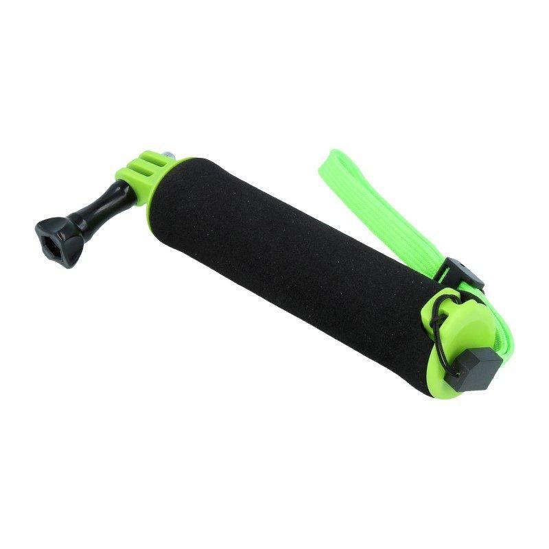 Floating handgrip GoPro - Zwart/Groen