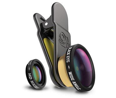 Black Eye lens Blackeye  statief/monopod
