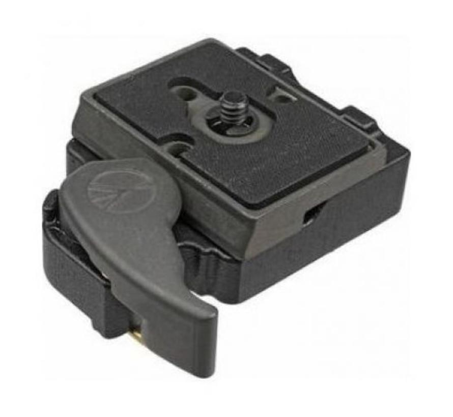 Manfrotto 323 snelwisseladapter