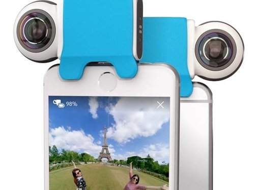 Giroptic GIROPTIC 360 camera (iOS)