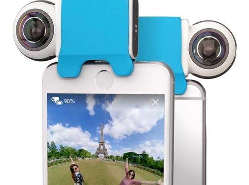 Giroptic GIROPTIC 360 graden camera (iOS)