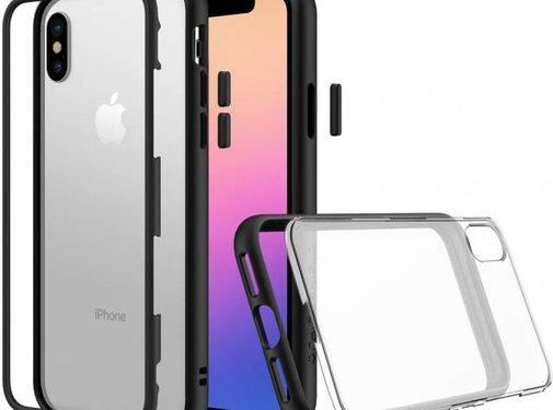 Rhinoshield Rhinoshield Crash Guard MOD Case Apple iPhone X
