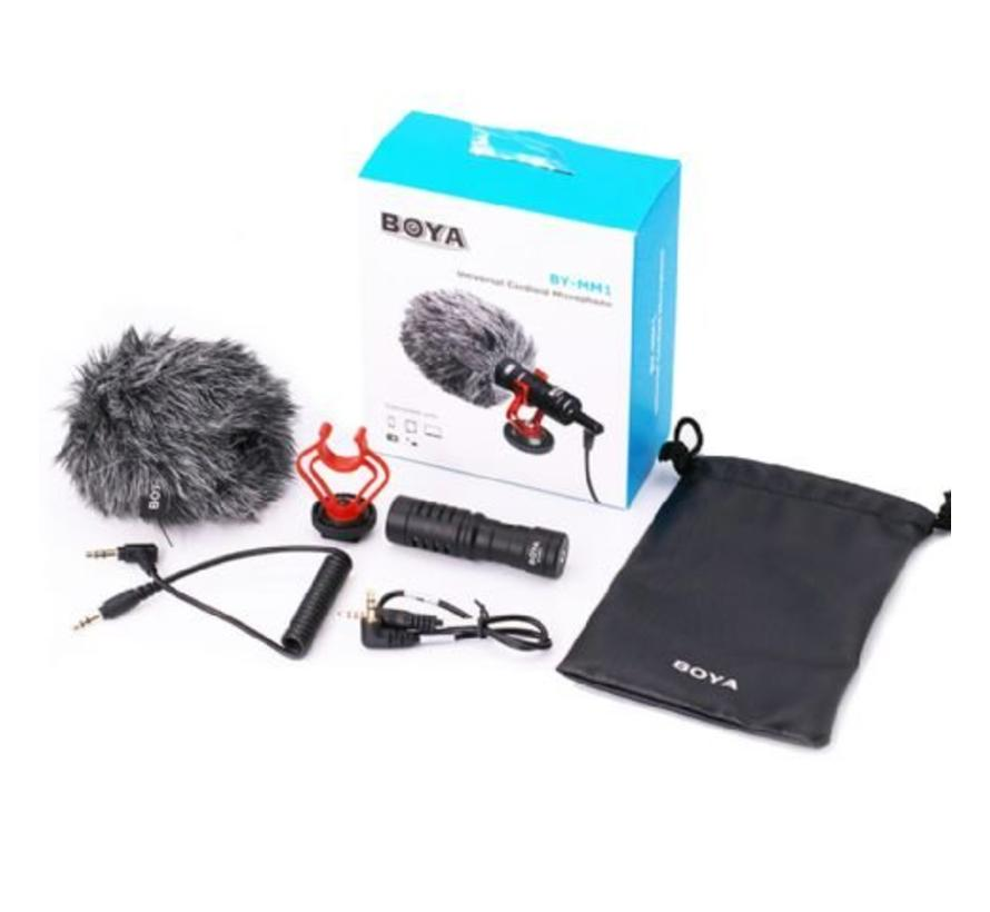 Boya BY-MM1 smartphone microphone