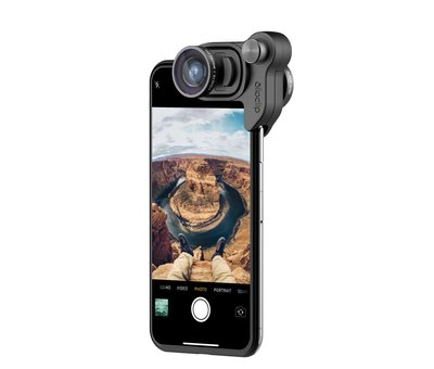 olloclip olloclip ollo Case for iPhone X: Clear/Black
