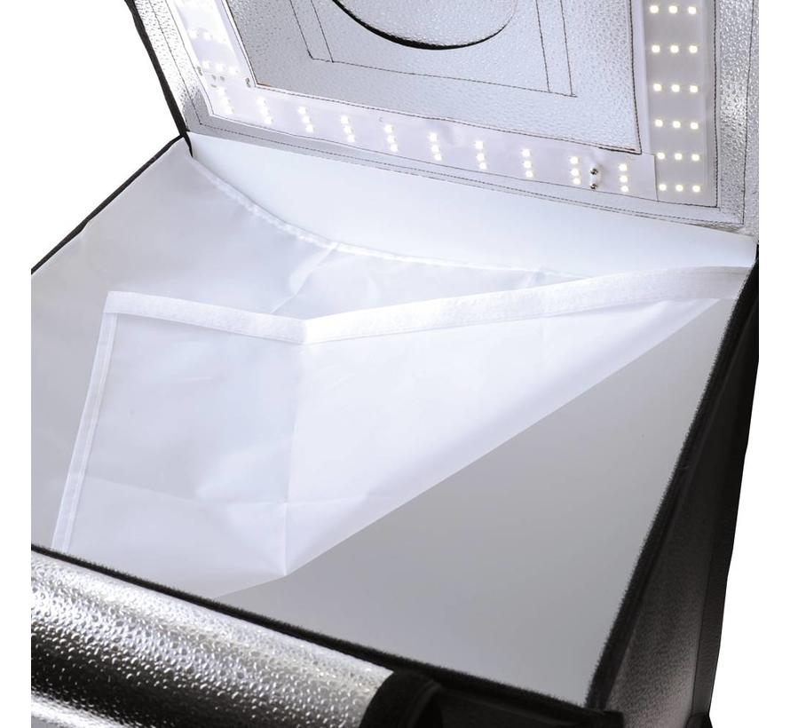 Caruba Portable Photocube LED Dimbaar
