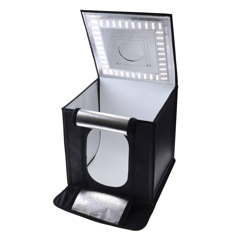 Caruba Portable Photocube LED Dimbaar - 70x70x70cm