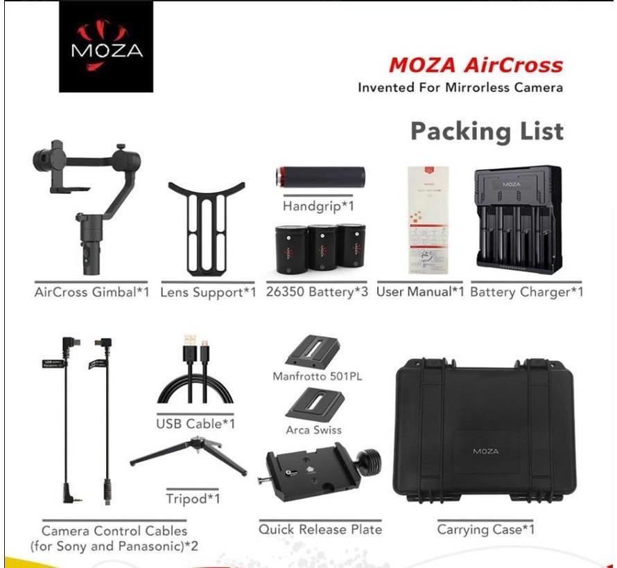 MOZA Gimbal AirCross