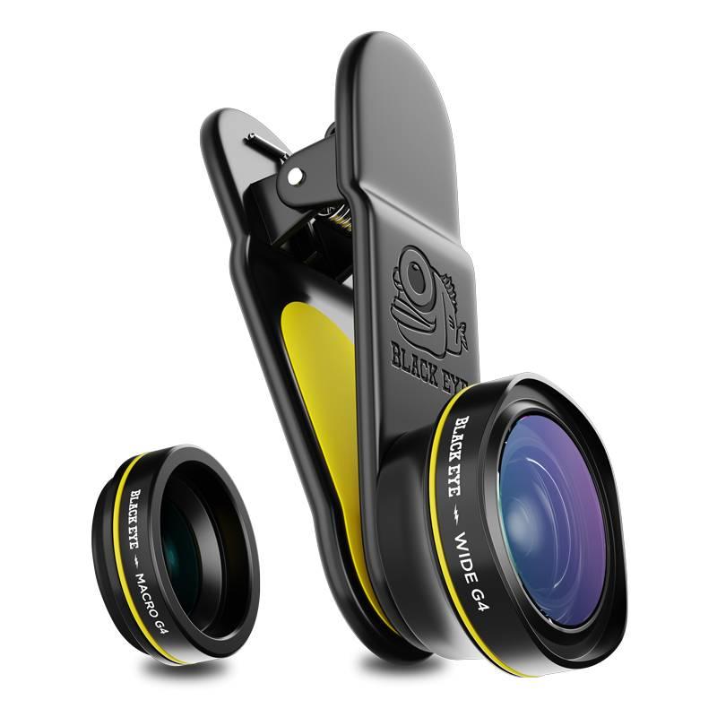 Black Eye lens Blackeye Combo (macro & groothoek lens) - Generatie 4