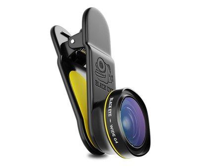 Black Eye lens Blackeye Clipper Wide angle - Gen4