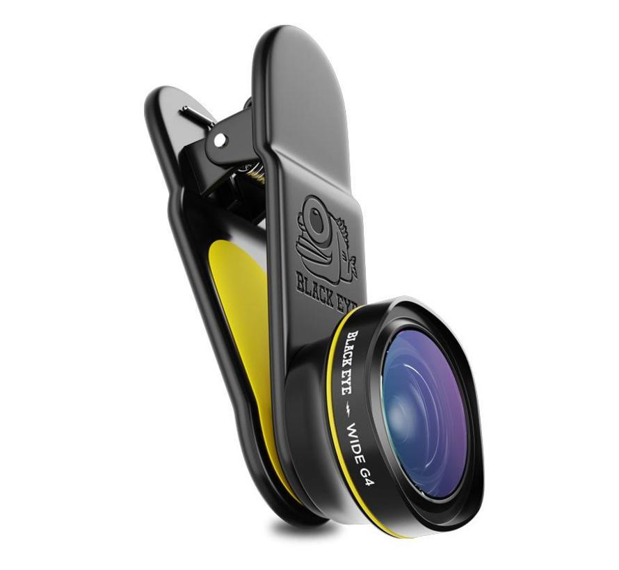 Black eye HD Groothoeklens - Gen4