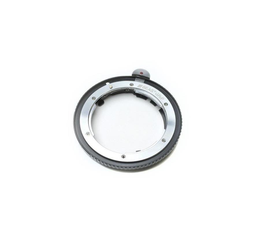 Beastgrip Nikon G-mount Lens Adapter Ring