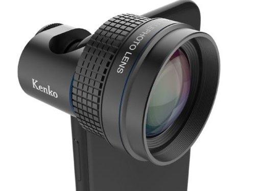 Kenko lensclip cinematic 4K tele 2x