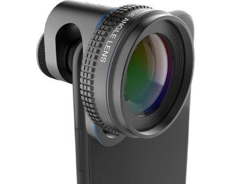 Kenko lensclip cinematic 4K wide 0.6x