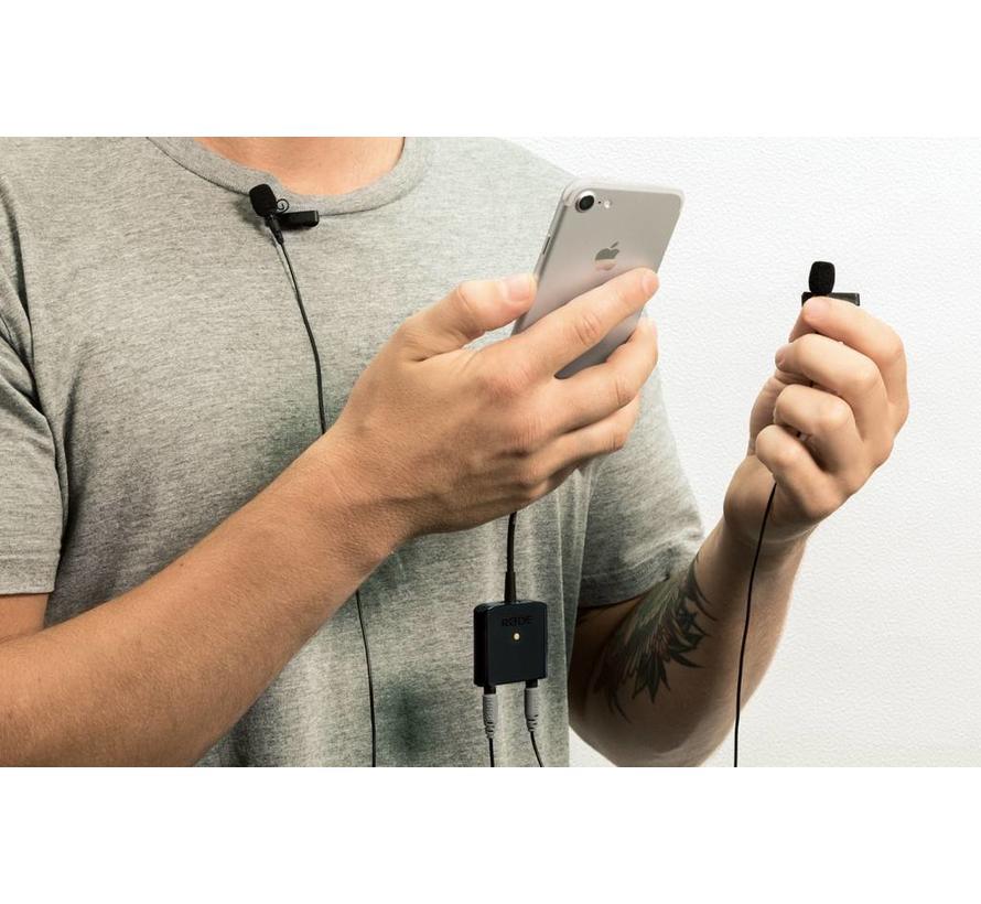 Røde SC6-L interview kit (iPhone)