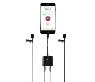 RODE Røde SC6-L interview kit (iPhone)