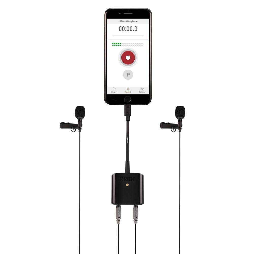 RODE Røde SC6-L interview kit (iPhone)