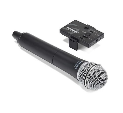 Samson audio Go Mic Mobile® Handheld Wireless System
