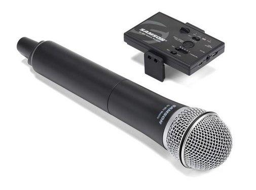 Samson audio Go Mic Mobile® Handheld