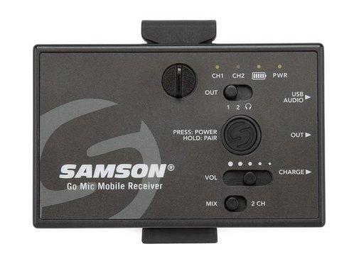 Samson audio GO MIC MOBILE RECEIVER