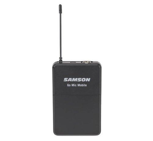 Samson audio GO MIC MOBILE BELTPACK TRANSMITTER + LM8 LAVALIER