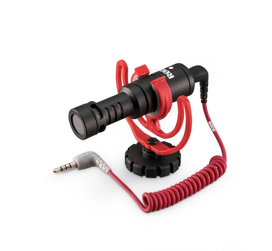 Røde VideoMicro compacte video microfoon