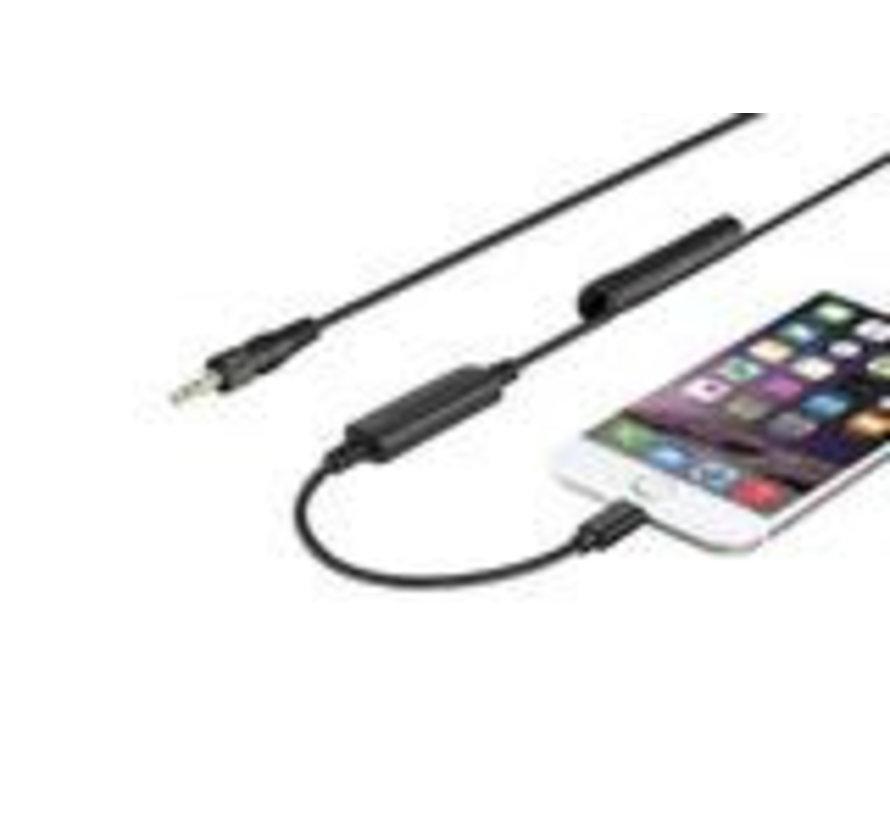 Saramonic LC-C35 TRS - Lightning kabel