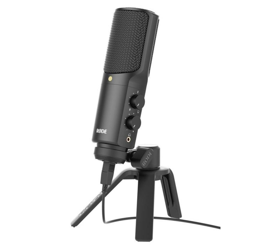 RODE NT-USB microfoon voor podcasts
