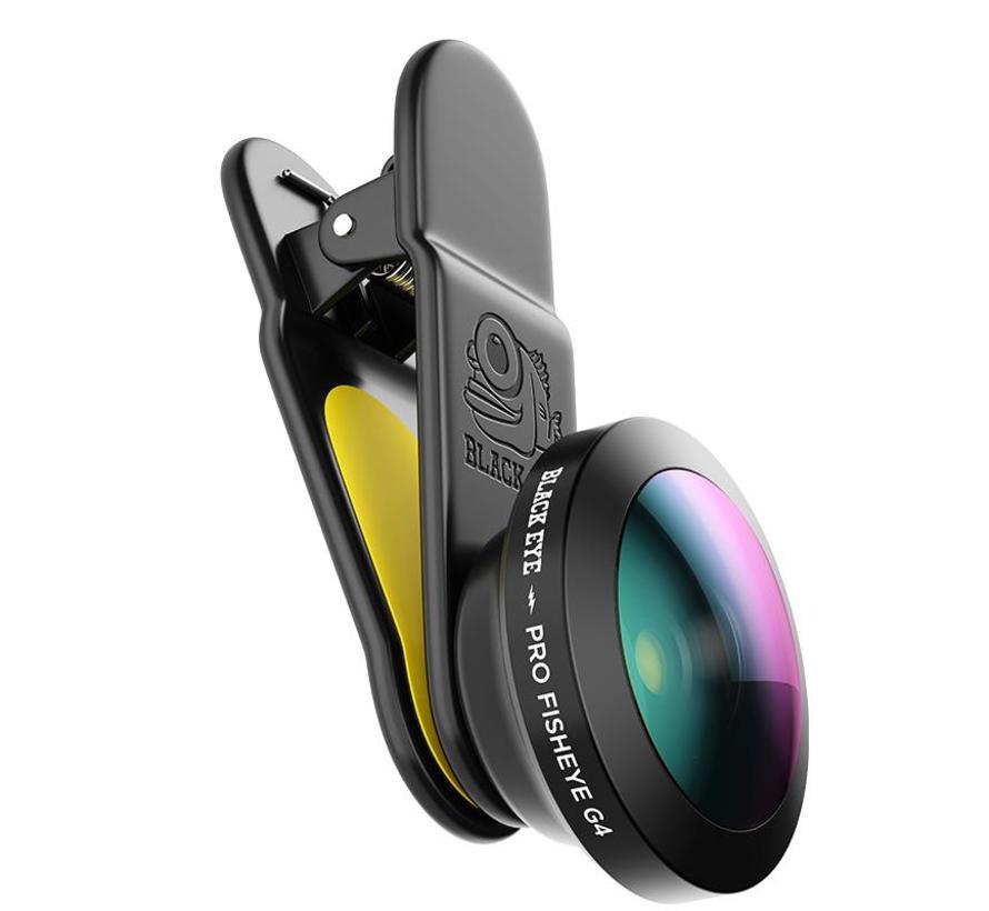 Black eye Pro Full Frame Fish Eye - G4