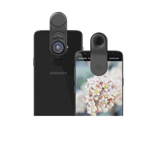 olloclip olloclip Multi-Device Clip with Wide-Angle + Macro Intro Lenses