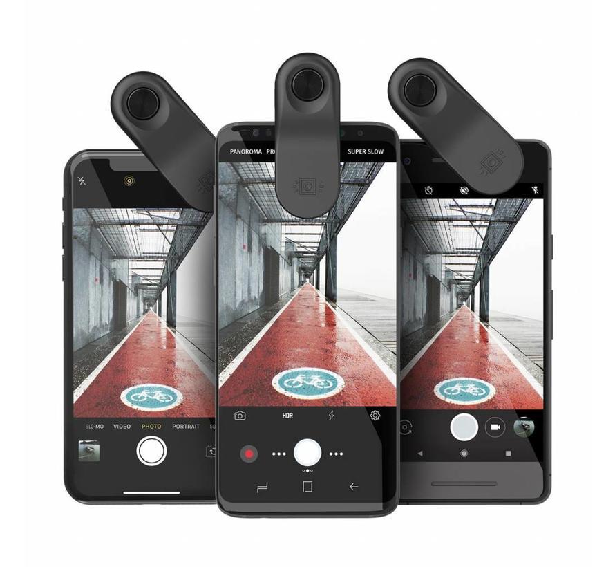 olloclip Fisheye + Super-Wide + Macro Essential Lenses