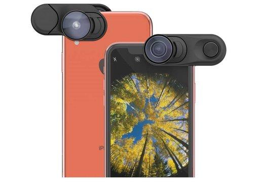 olloclip olloclip iPhone XR Fisheye + Macro + Super-Wide