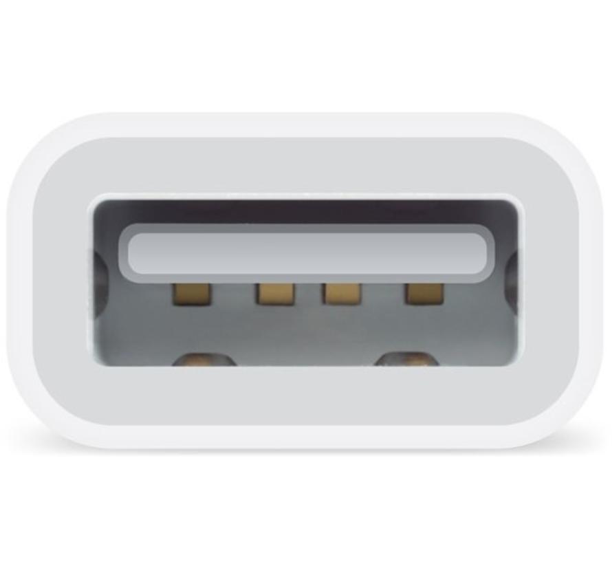 Apple Lightning naar USB Camera Adapter