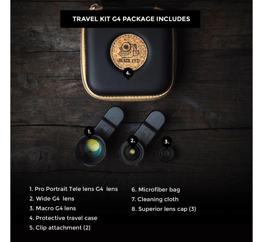 Black eye Travel Kit - G4