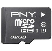 PNY micro SDHC Elite Performance