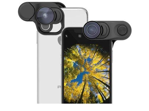 olloclip olloclip voor iPhoneXS Fisheye + Macro