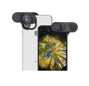 olloclip olloclip voor iPhoneXS max Fisheye + Macro