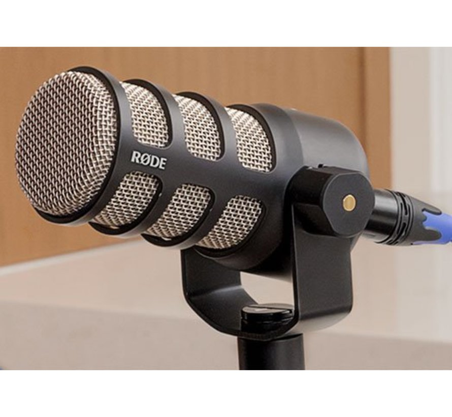 RODE PodMic podcast microphone