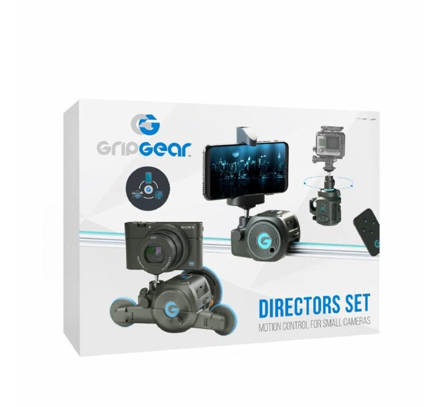 GRIPGEAR Movie Maker Director Set