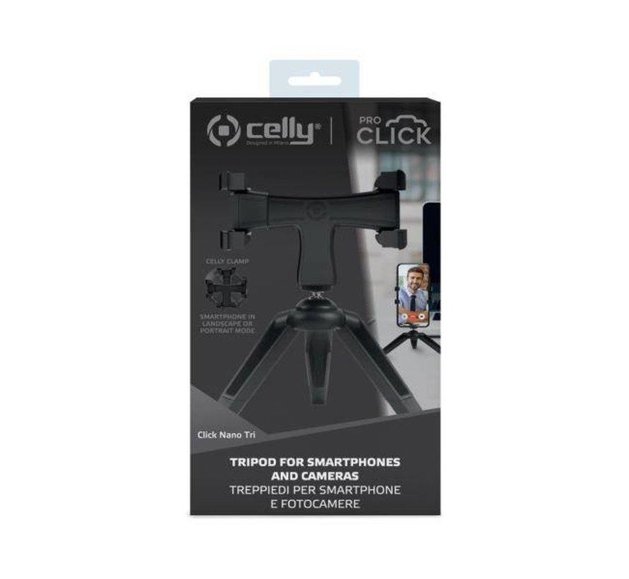 Celly NANO statief voor smartphones
